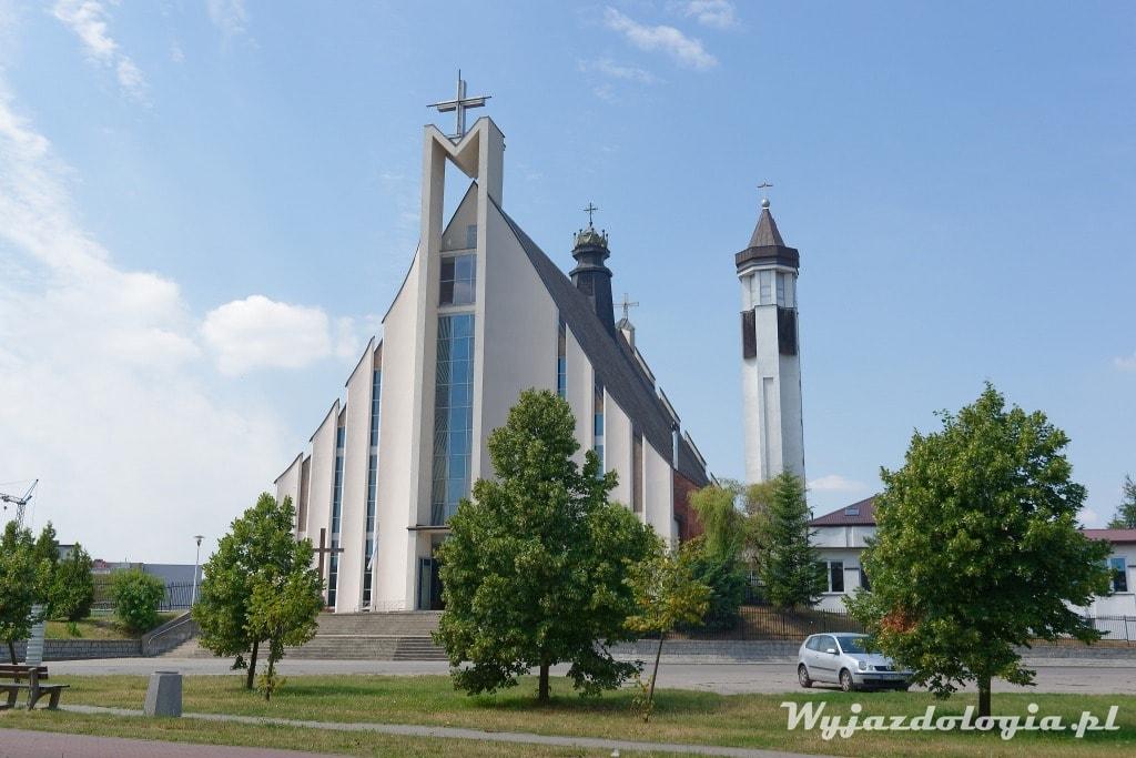 Sanktuarium Siekierki Warszawa