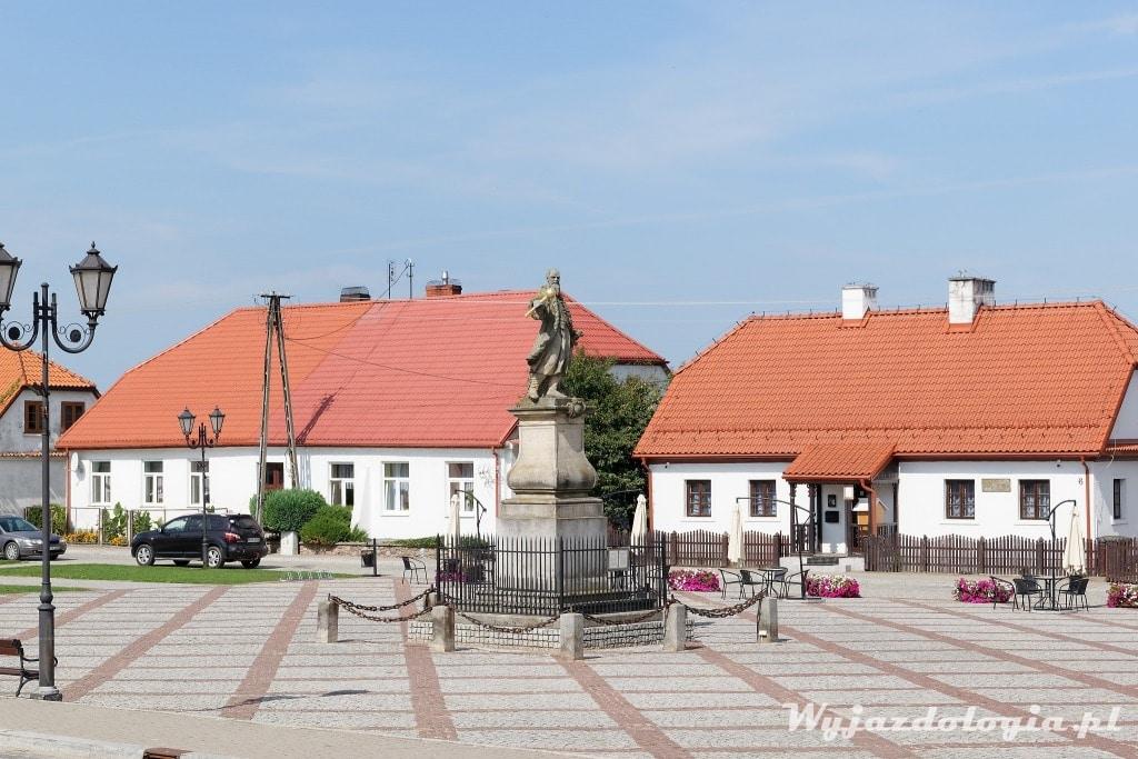 drugi najstarszy pomnik w kraju jest Tykocinie