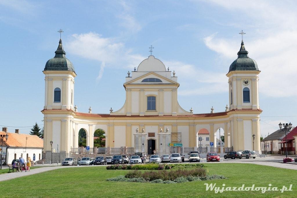 Tykocin Kościół św Trójcy