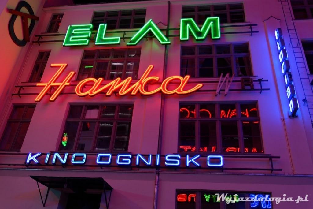 wszyscy lubią neony Wrocław