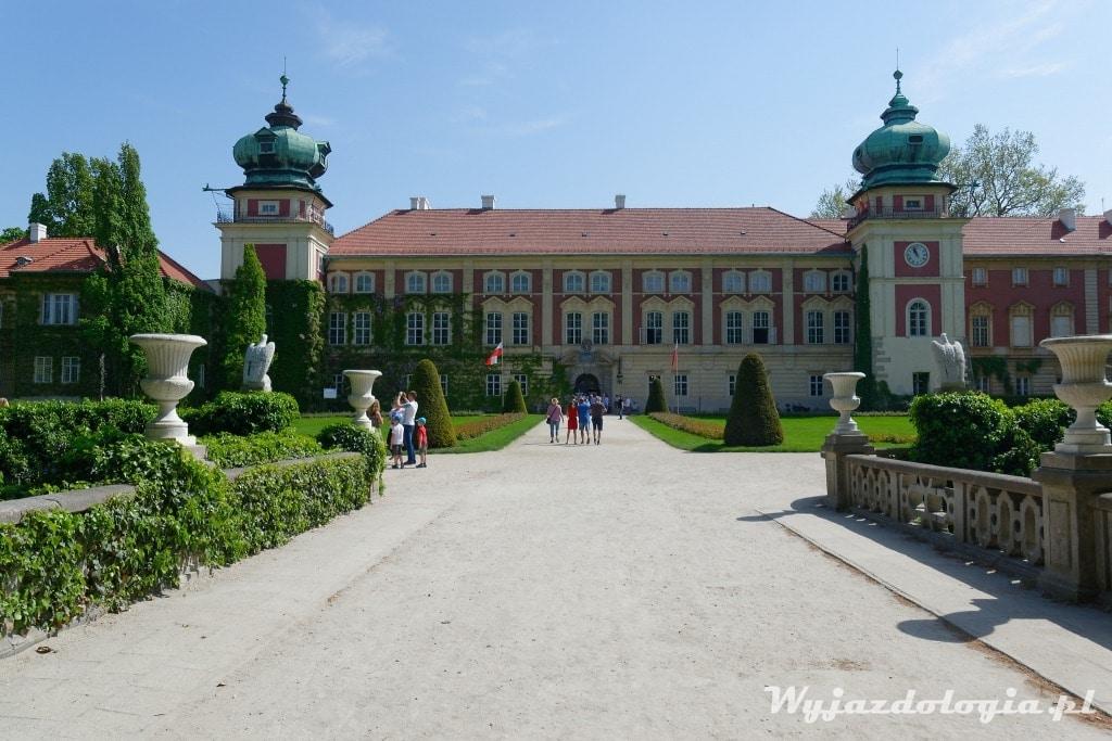 Łańcut atrakcje zamek