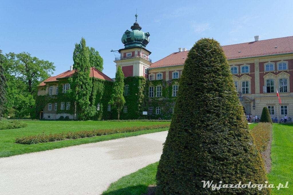 Łańcut Zamek Zwiedzanie