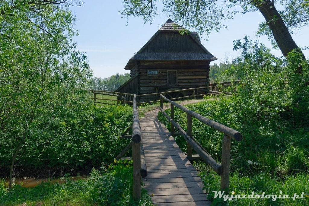 Drewniany Młyn Wodny Kolbuszowa