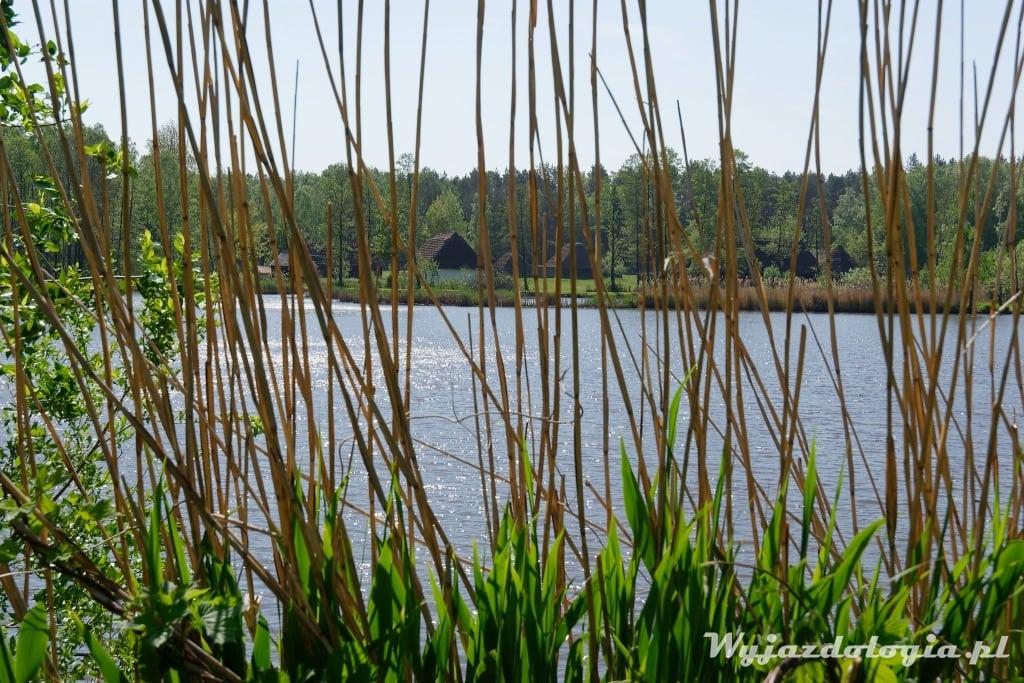 Wiejskie Chałupy nad Jeziorem