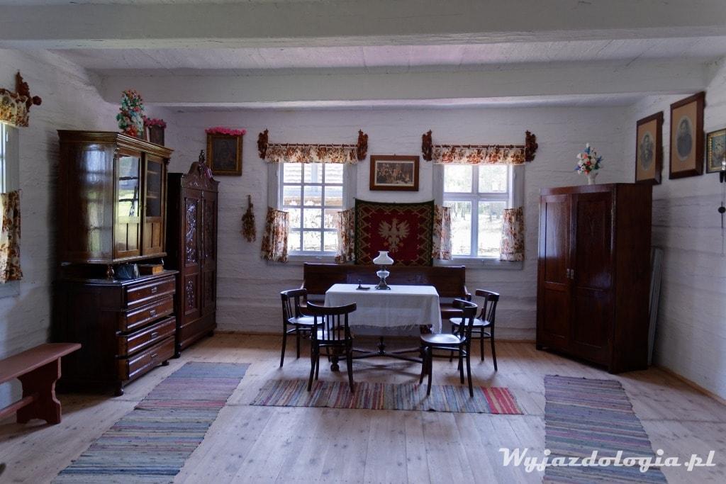zamożny dom chłopski kolbuszowa