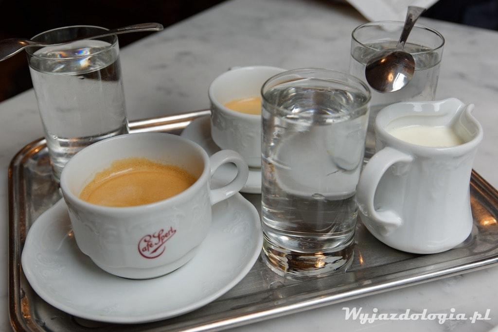 Wiedeń gdzie na kawę