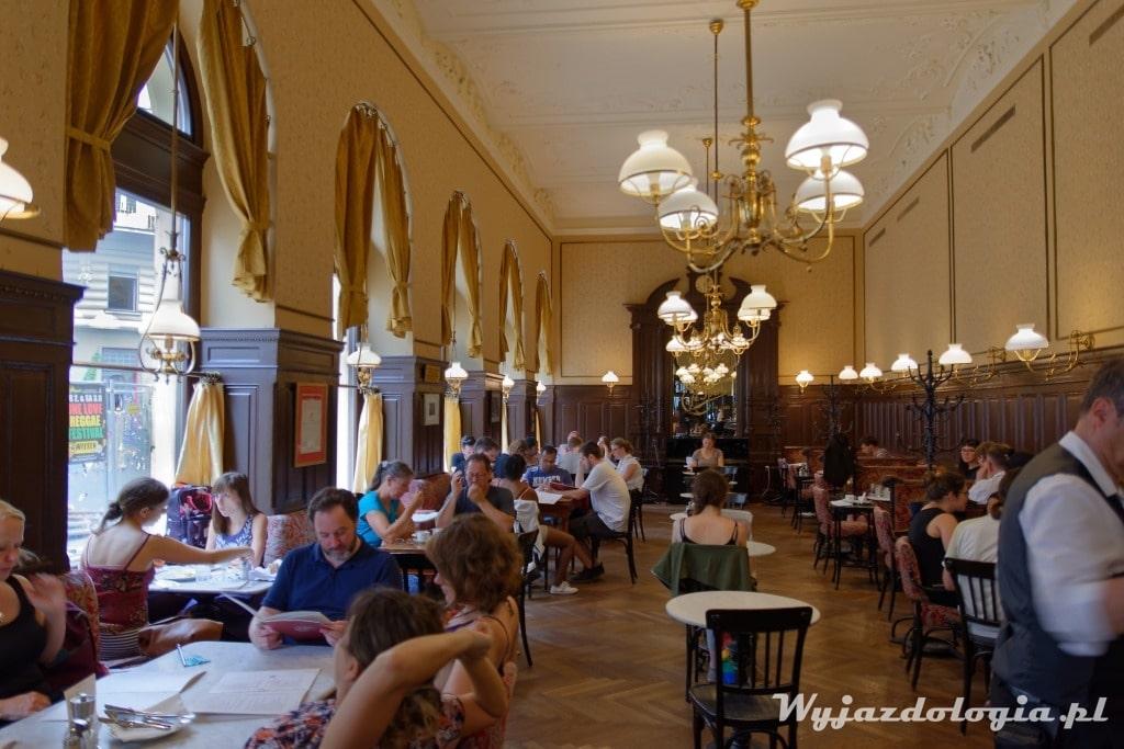 Wiedeńska Kawiarnia Cafe Sperl
