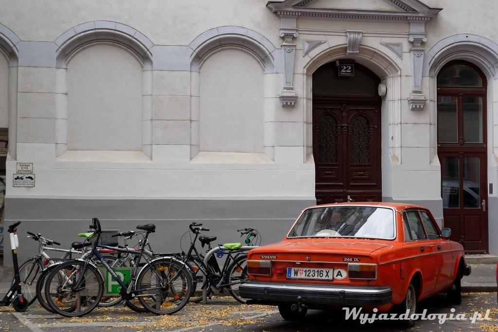 Wiedeń Parkowanie Samochodu to Atrakcja sama w sobie