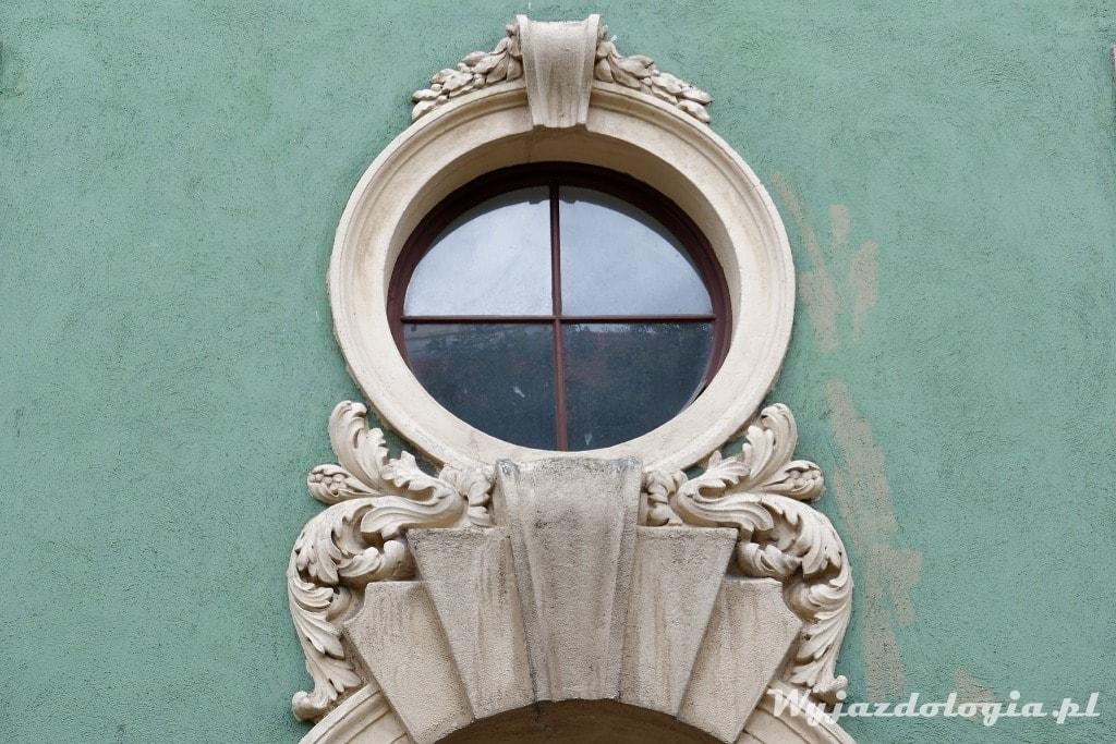 Wiedeń secesyjne okn