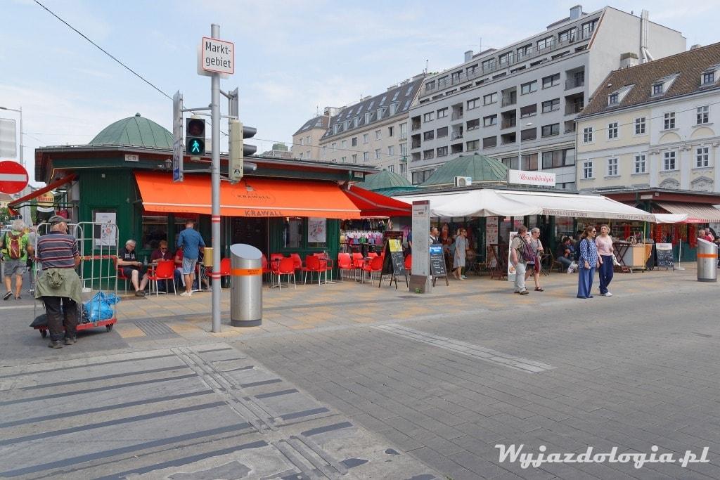 Wiedeń Naschmarkt