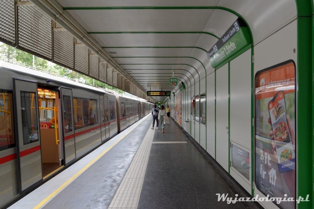 Wiedeń Metro
