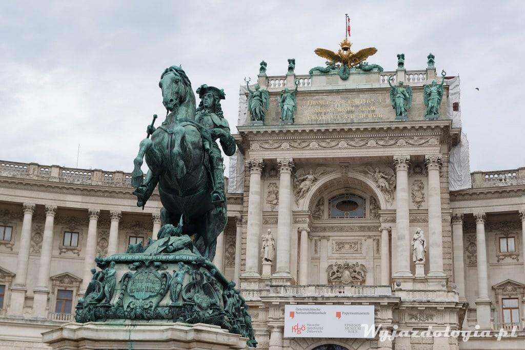 Wiedeń Hofburg Warto Zobaczyć