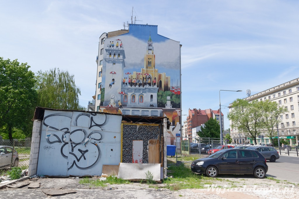 Rondo Waitraczna Mural