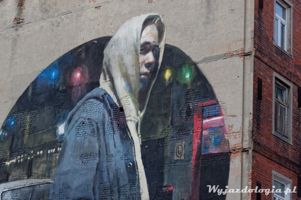 Sebas Velassco Mural Warszawa