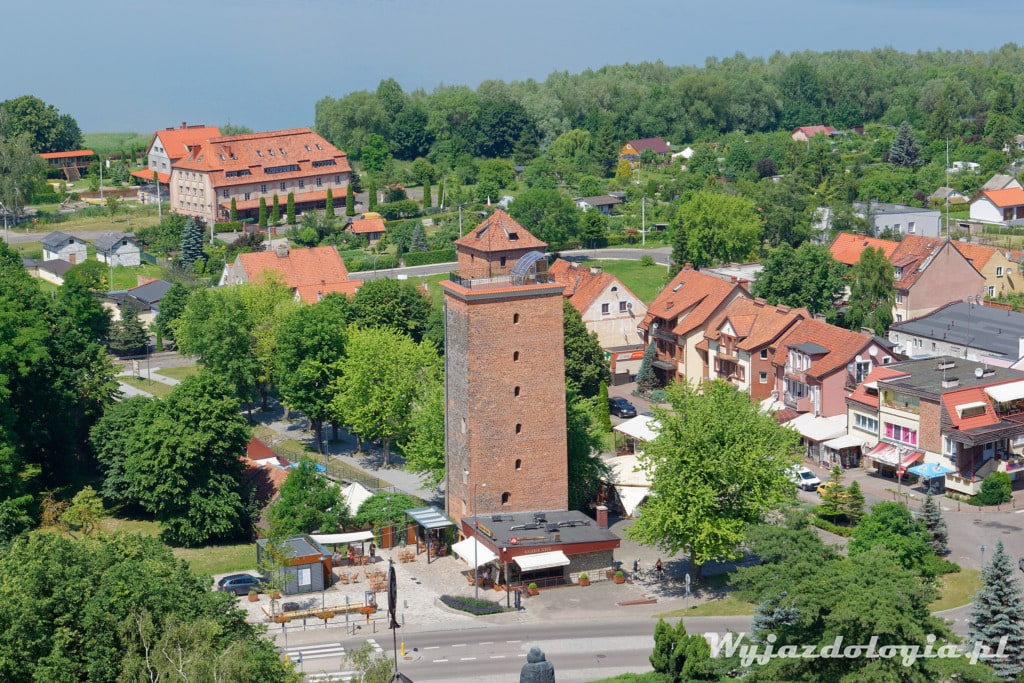 Frombork wieża wodna