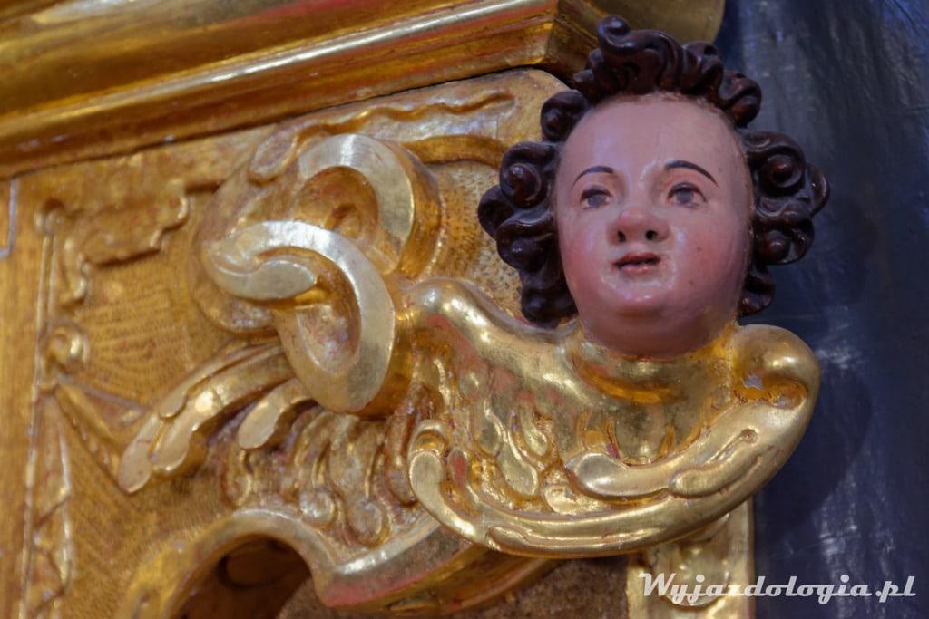 Barokowe Zdobienia Katedry we Fromborku