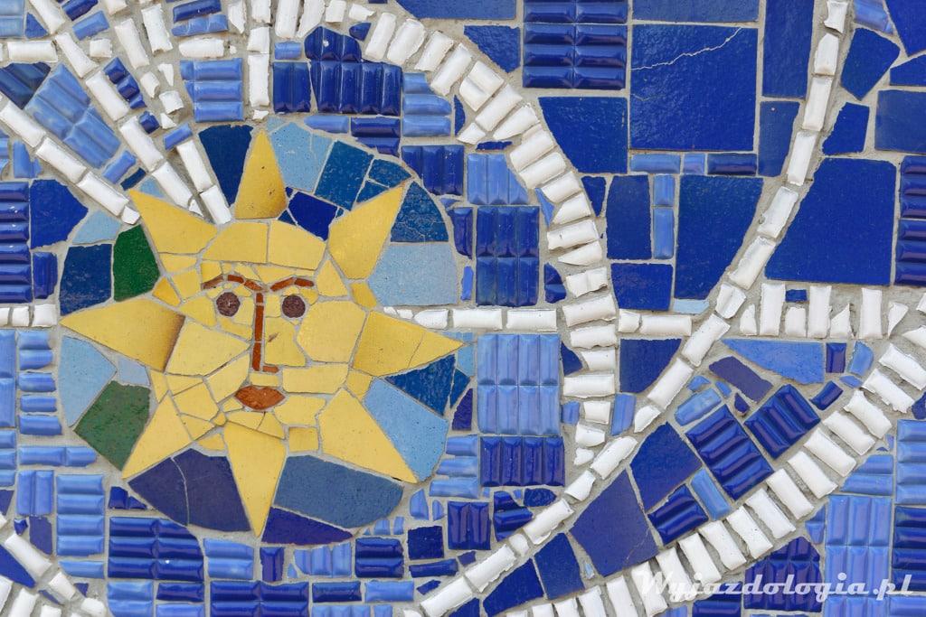 We Frombork Zobacz Mozaikę Kopernika
