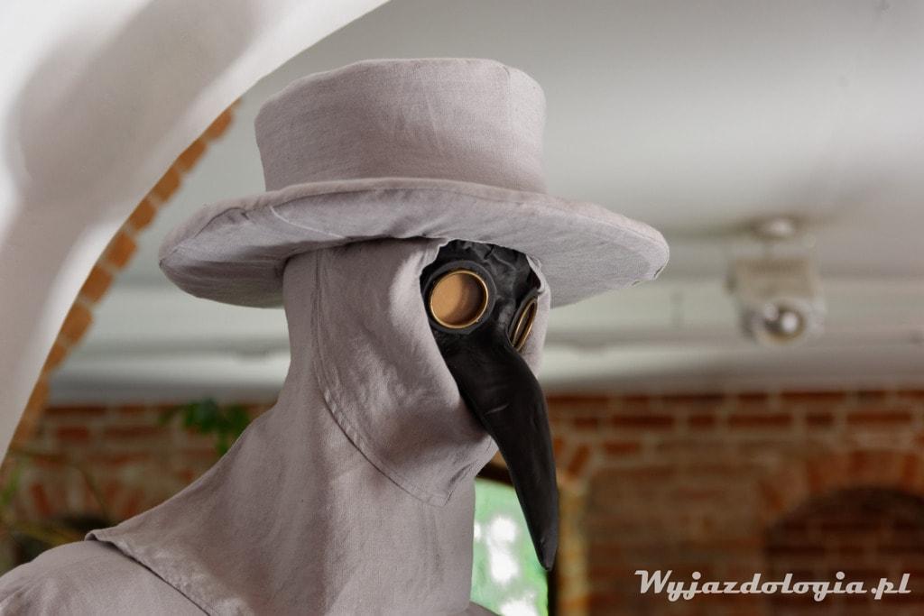 Ptasia Maska Dżuma