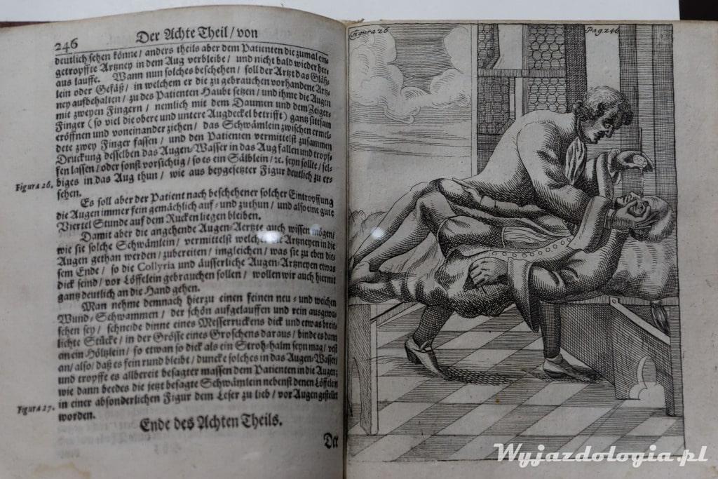 Stara Księga lekarska Frombork