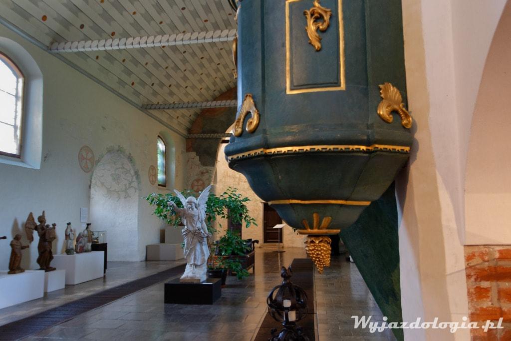 Frombork Kaplica Św Anny