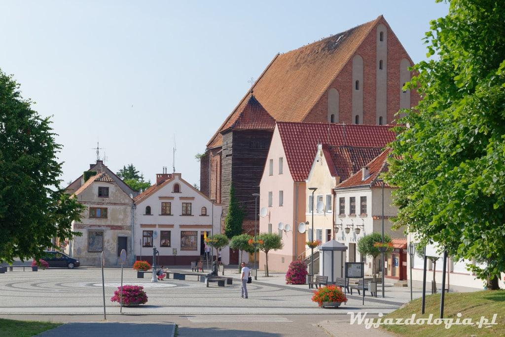 Frombork Rynek