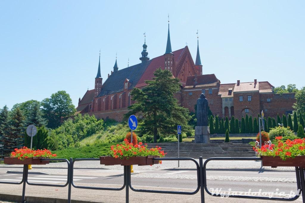 Frombork Atrakcje Wzgórze Katedralne
